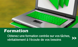 Consultez nos diverses formations